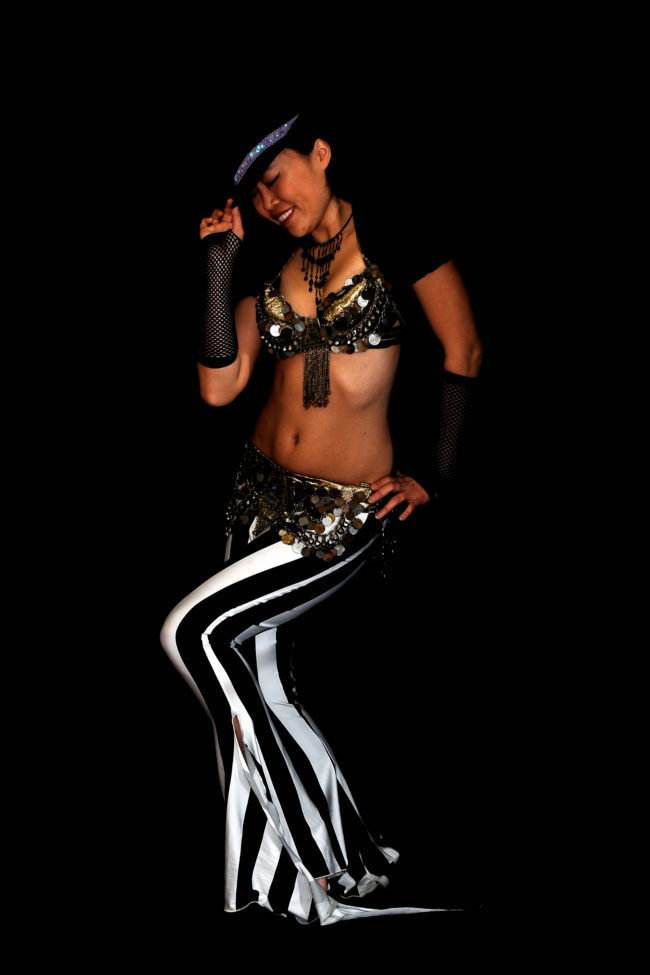 Asyia | Belly Dancer | Speakeasy | Performer | Imagine Circus | Cirque | Raleigh, NC