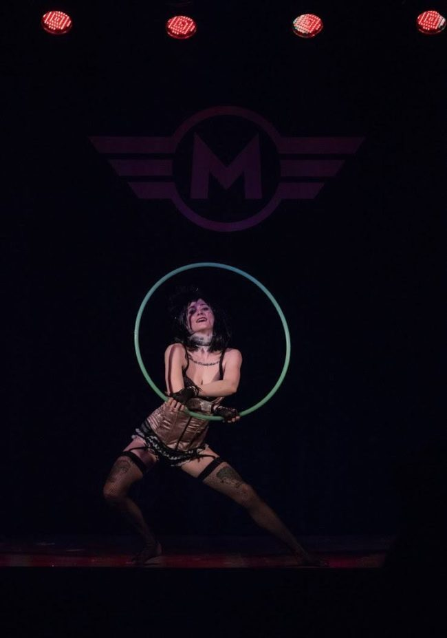 Ezekiel | Hula Hoop | Hooper | Flow Arts | Speakeasy | Imagine Circus | Cirque | Raleigh, NC
