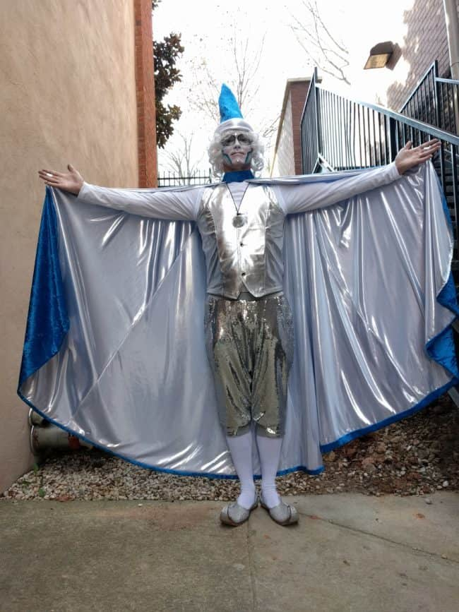 Joey | Wizard | Performer | Imagine Circus | Cirque | Raleigh, NC