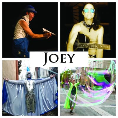 Joey | Imagine Circus | Performer