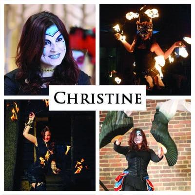 Christine | Imagine Circus Performer