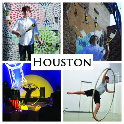 Houston | Imagine Circus Performer | Feature Image