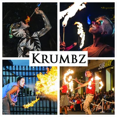 Krumbz | Imagine Circus Performer