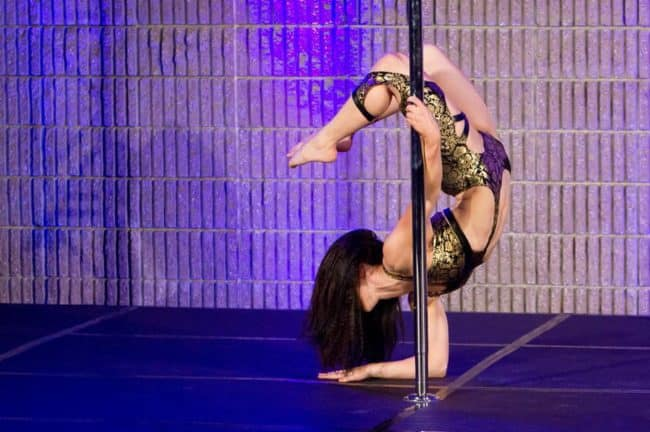 Dakota Fox | Pole Dancer | Performer | Sexy | Adult | Imagine Circus | Cirque | Raleigh, NC