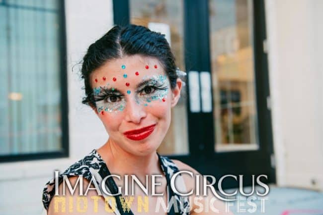 Performer, Street Festival, North Hills, Imagine Circus