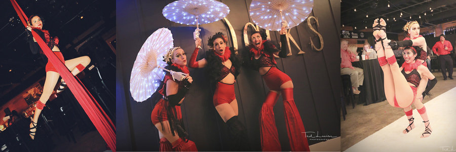 Wig Out Fundraiser | Blog Feature Image | Imagine Circus Events