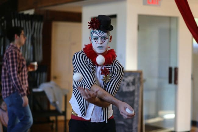 Modern Cirque Juggler with Balls | Adam | Imagine Circus | Raleigh, NC
