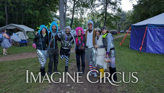 Behind the Scenes, Performers, Imagine Circus