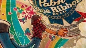 PBR Art Live Painting: Raleigh, NC @ Total Wine