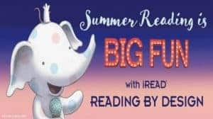 """Reading By Design"" Summer Reading Program: Fort Bragg, NC @ Throckmorton Library"