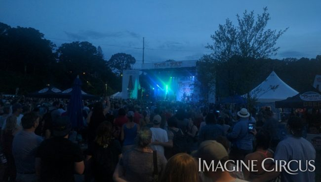 Tour de Fat Asheville | Headliner 3rd Eye Blind | Imagine Circus