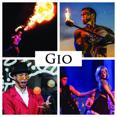 Gio | Imagine Circus | Feature Image