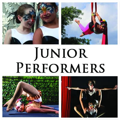 Junior Performers | Imagine Circus | Feature Image