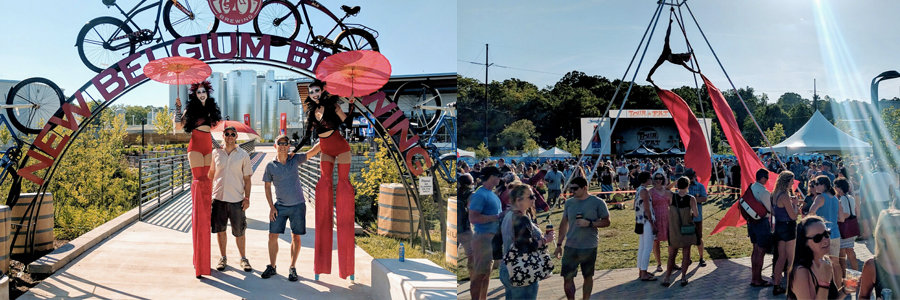 Tour de Fat Asheville Blog Feature Image | Imagine Circus Events