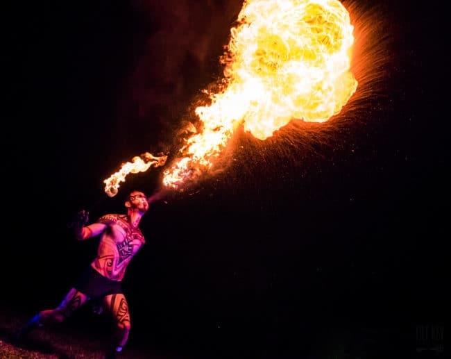 Fire Performer & Fire Breather | Gio | Imagine Circus