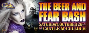 The Beer & Fear Bash: Jamestown, NC @ Castle McCulloch