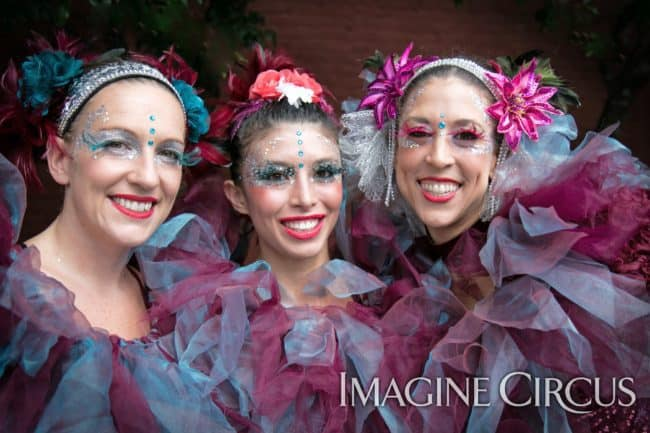 Katie, Kaci & Liz Bliss, Mum Fest, Imagine Circus, Photographer Jeanne Julian