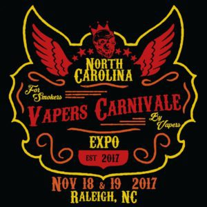 Vapes Carnivale Expo: Raleigh, NC @ NC State Fair Grounds