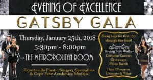 Evening of Excellence: Gatsby Gala @ The Metropolitan Room