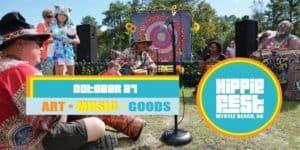 Hippie Fest: Myrtle Beach, SC @ Myrtle Beach Speedway