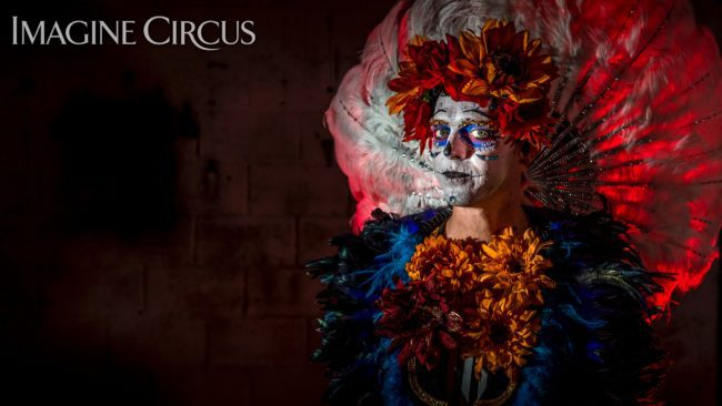 Imagine Circus | Day of the Dead | Adam | Photo by Finding Future