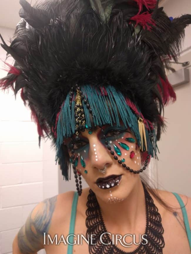 Day of the Dead | Sexy Carnivale | Performer | Tik Tok | Imagine Circus