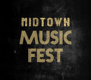 5th Annual Midtown Music Fest: Raleigh, NC @ Coastal Credit Union Midtown Park