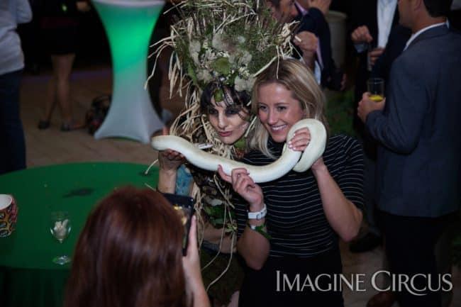 Snake Charmer, Secret Garden, Sexy Performer, Tik Tok, Imagine Circus, Desilu Photography