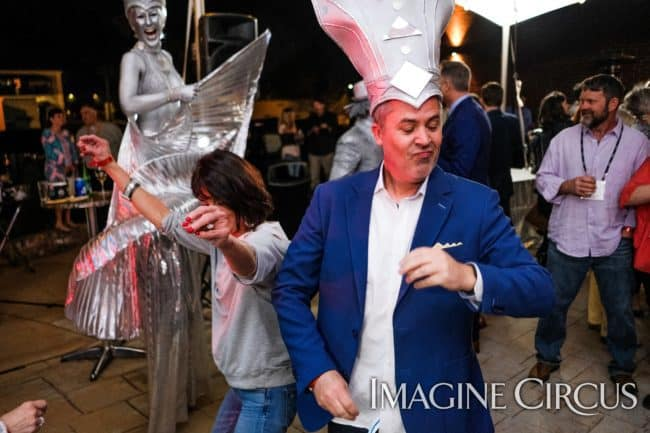 Stilt Walker, Crowd Roving, Classy Art, Imagine Circus, Performer, Adrenaline, Photo by The Nixons Photography