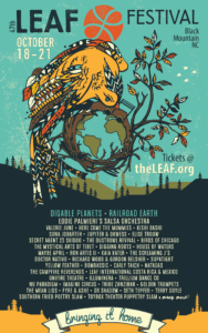 "47th Lake Eden Arts Festival (LEAF) ""Bringing it Home"": Black Mountain, NC @ Lake Eden"