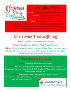 Christmas Parade: Knightdale, NC @ Knightdale Elementary
