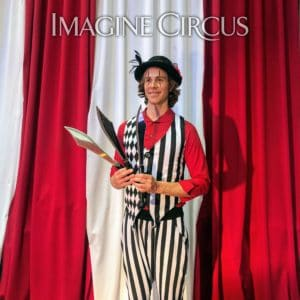 "East Regional Library Presents ""Imagine Circus"": Knightdale, NC @ East Regional Library"