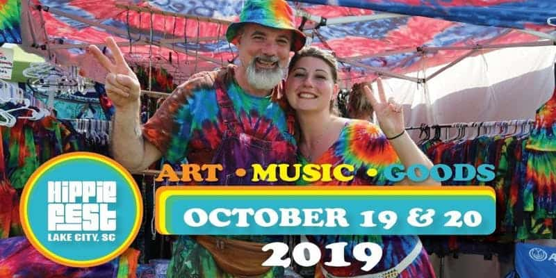 Hippie Fest, Lake City, SC, October 19, 2019, Imagine Circus
