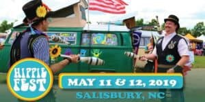 Hippie Fest: Salisbury, NC @ Rowan County Fair Grounds