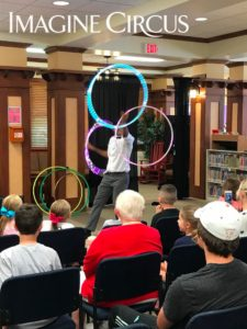 Boonville Community Library Hoop Jam: Boonville, NC @ Boonville Community Public Library