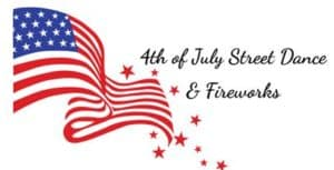 4th of July Street Dance & Fireworks: Monck's Corner, SC @ Monck's Corner Regional Recreation Complex