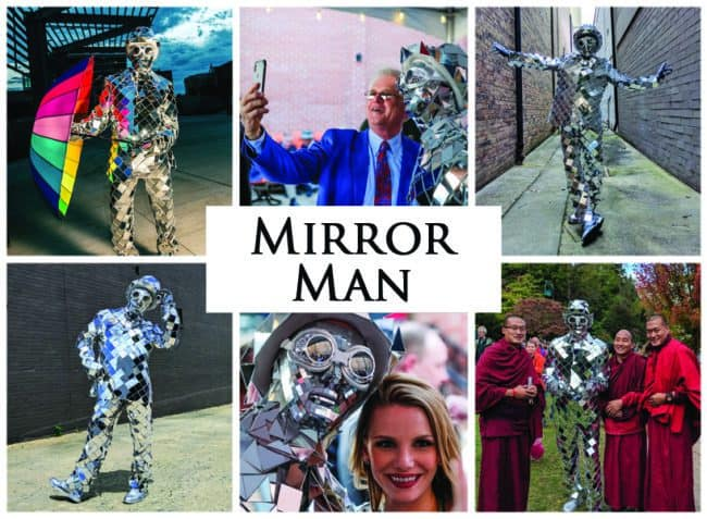 Mirror Man | Unique Acts | Imagine Circus