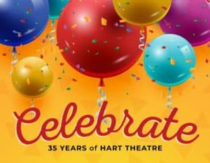 IMAGINE – Celebrate Hart Theatre's 35th: Waynesville, NC @ The Fangmeyer Theatre