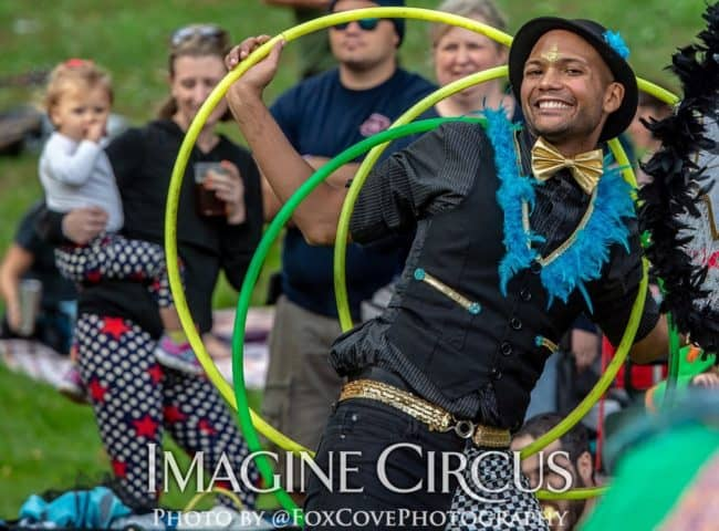Hooper, Ben, LEAF Festival, Imagine Circus, Photo by Steve Atkins
