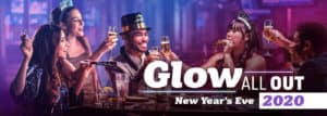 Glow All Out New Year's Eve 2020: Alpharetta, GA @ TopGolf
