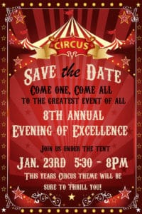 8th Annual Evening of Excellence Under the Circus Tent 2020 Beauty Expo: Fayetteville, NC @ Metropolitan Room
