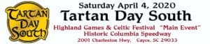 Tartan Day South: Cayce, SC @ Historic Columbia Speedway