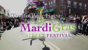 Wake Forest Mardi Gras: Wake Forest, NC @ Downtown Wake Forest